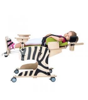 Silla de Rehabilitación Zebra Invento