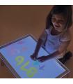 Panel luminoso LED A2 cambia de color
