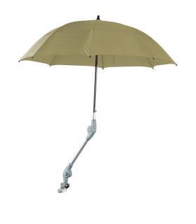 Paraguas con soporte universal