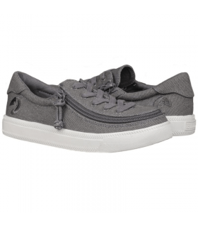 Billy Footwear Grey Low Niños