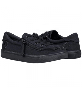 Billy Footwear Black Low Niño