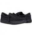 BLACK TO THE FLOOR LOW BILLY FOOTWEAR NIÑOS