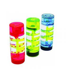 Set de tubos sensoriales espirales