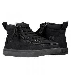 Billy Footwear Black to the floor WDR